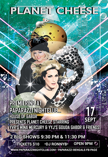 JOIN PAPARAZZI NIGHCLUB for ALTEReGO FETISH DANCE PARTY! 10PM - 2AM